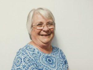 Caroline Warburton Chair of Prudhoe Community Partnership