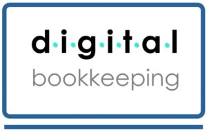 Digital Bookkeeping Logo